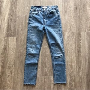RE/DONE Levi's Skinny Jeans